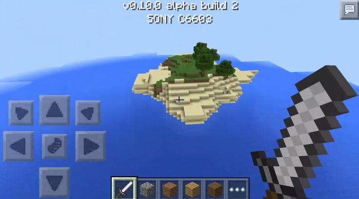 1414241619: Survival Island   Minecraft PE Seeds
