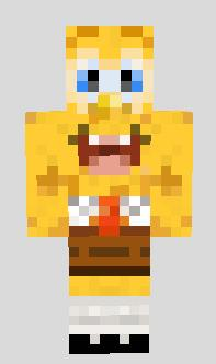 SpongeBob SquarePants And More Archive - Spongebob skins fur minecraft