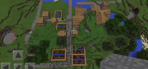 1409076494: Swamp & Village