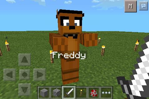 Pocket Five Nights at Freddy's Mod | Minecraft PE Mods & Addons