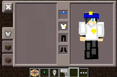 Pocket Five Nights At Freddys Mod Minecraft PE Mods Addons - Skin para minecraft pe de freddy