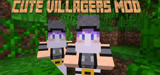 cute-villagers-mod