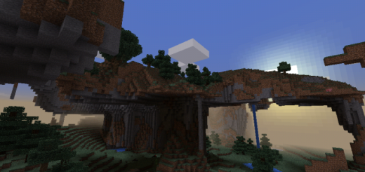1416059060: Epic Floating Islands