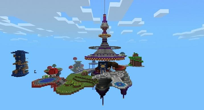 Super Mario Galaxy [Adventure] | Minecraft PE Maps