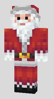 Christmas Minecraft Santa.Christmas Skins Archive