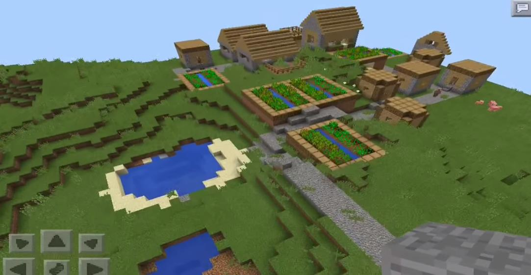 KFC: 6 Diamonds & A Village | Minecraft PE Seeds Kfc Zombie Custom Map on custom zombies rocket base 10, custom zombies tmg, custom nazi zombies, star wars miniatures maps, battletech maps, custom cod zombies, call duty black ops zombies all maps, custom zombies airport, black ops 2 zombies maps,