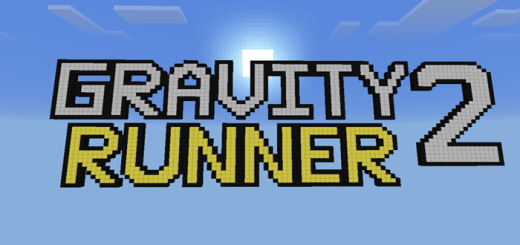 Gravity Runner 2 [Parkour] [Minigame]
