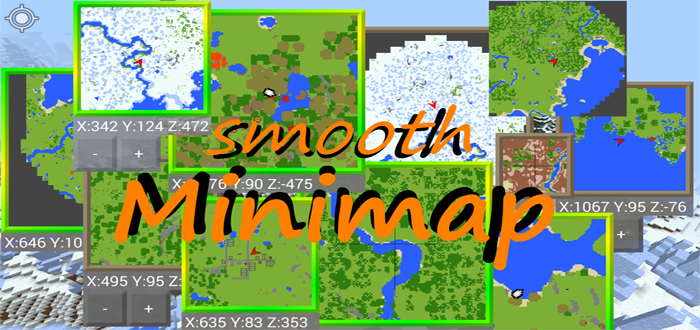 Smooth Minimap