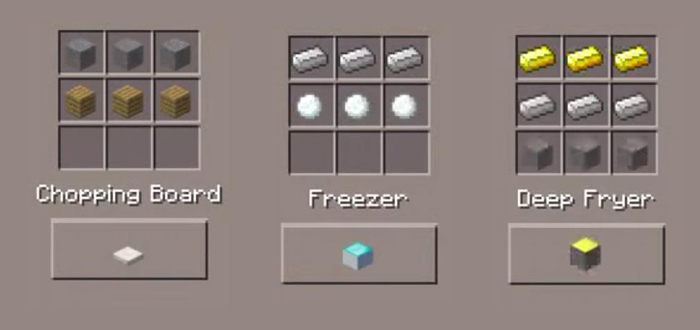 Kitchenpe mod minecraft pe mods addons recipes1 forumfinder Gallery