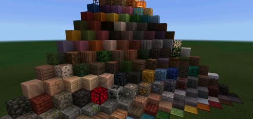 Ovo's Rustic: Redemption [64×64]   Minecraft PE Texture Packs