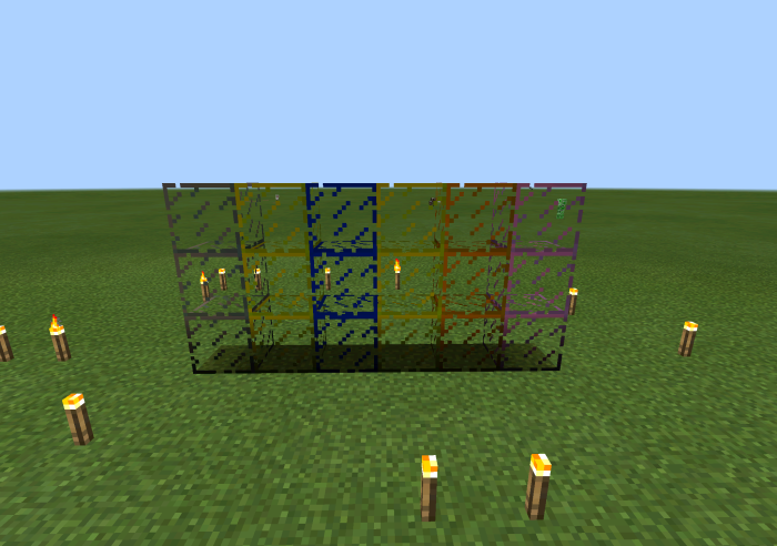 Colorful Glass Mod Minecraft Pe Mods Amp Addons