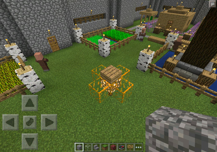 how to get glass in minecraft pe