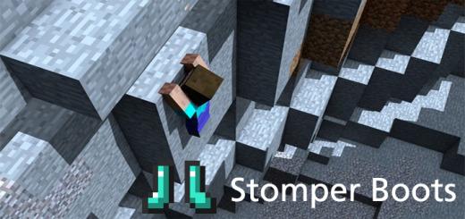 Stomper Boots Mod