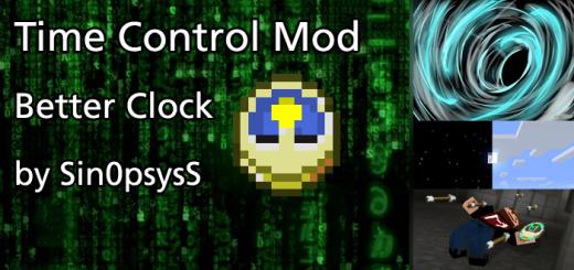 Time Control Mod