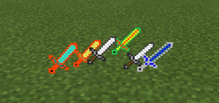 sword mod for minecraft