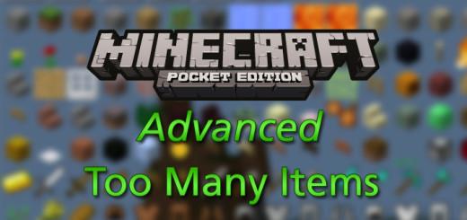 Advanced Too Many Items