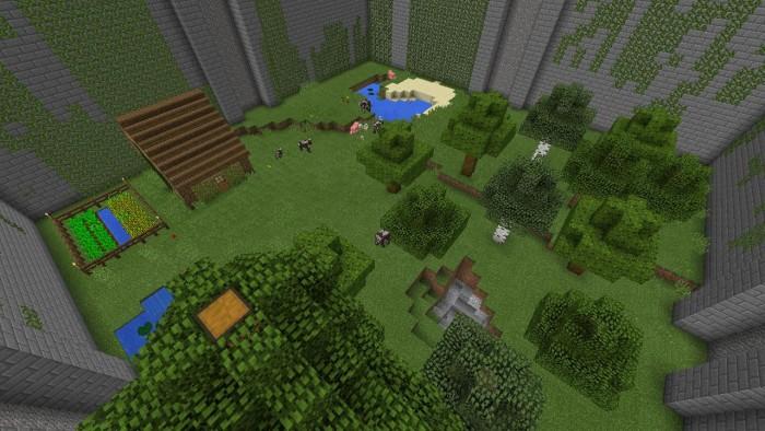 The Maze Runner [Minigame] [Adventure] | Minecraft PE Maps
