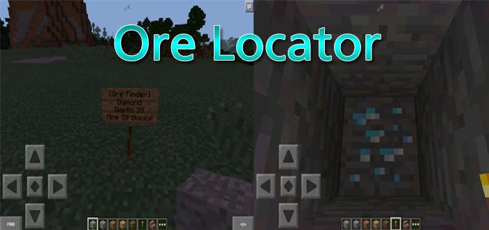 Minecraft Dungeon Finder