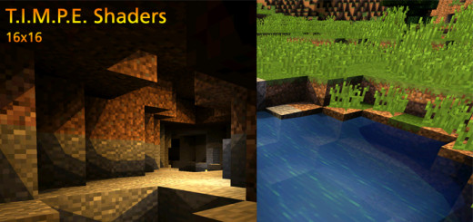 timpeshaders