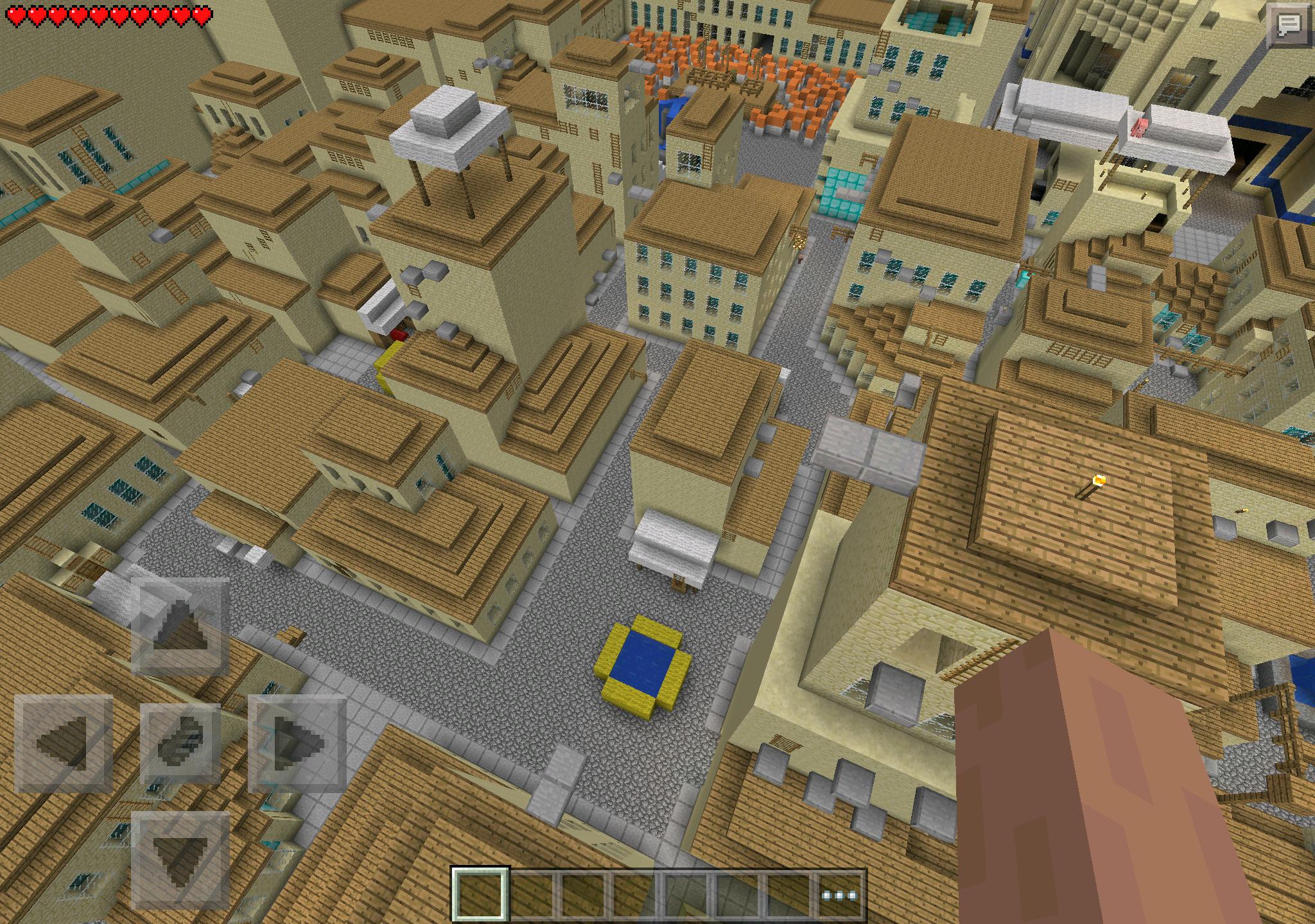 The Assassin S Creed Origin Parkour Minecraft Pe Maps