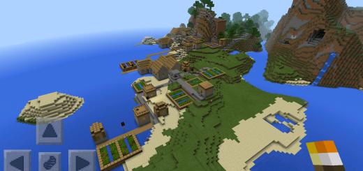 1426064692: Double Coast Village