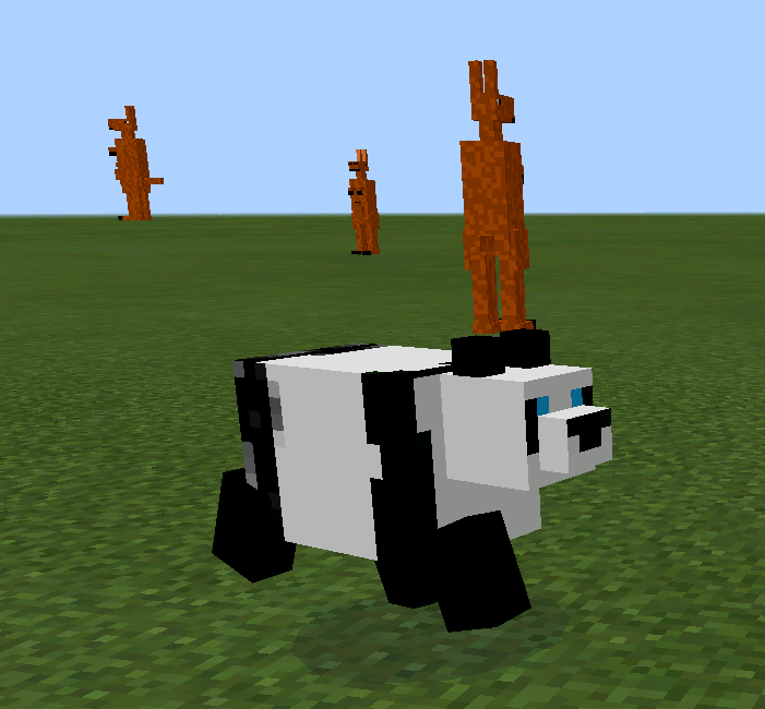 Mo Animals Mod | Minecraft PE Mods & Addons