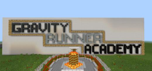 Gravity Runner 3: The Academy [Minigame]