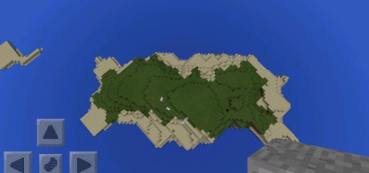 1427188355: Small Grassy Island