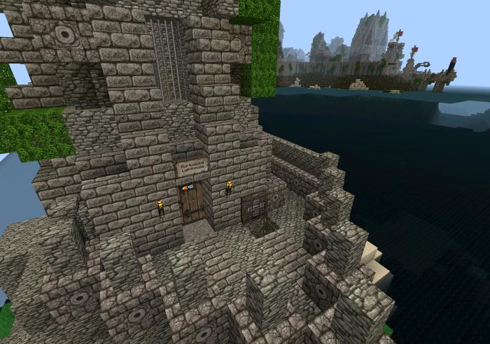 Mortknocke Islands [Creation] | Minecraft PE Maps