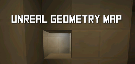 Unreal Geometry Map