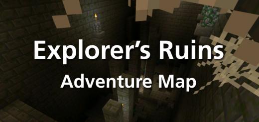 Explorer's Ruins [Adventure] [Parkour]