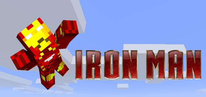Iron Man Mod | Minecraft PE Mods & Addons