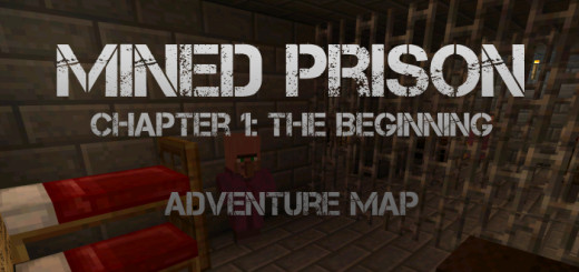 Mined Prison: The Beginning (Chapter 1) [Adventure]