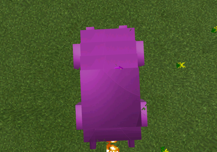how to make a redstone car in minecraft pe