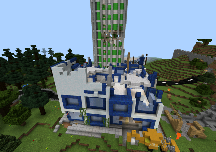 crafting dead seaport map download