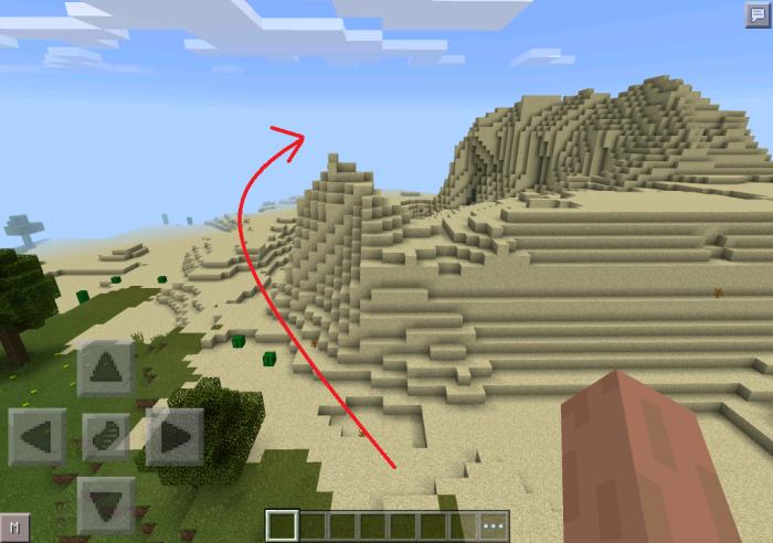 crash triple sand village minecraft pe seeds