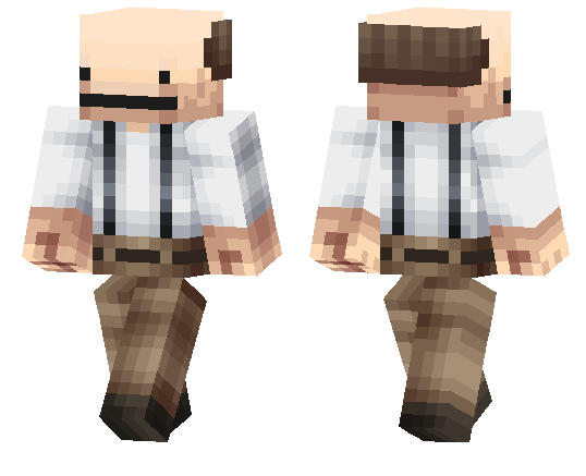 funny minecraft pe skins