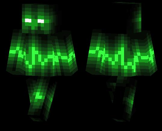 Monster Skins MCPE DL - Monster skins fur minecraft