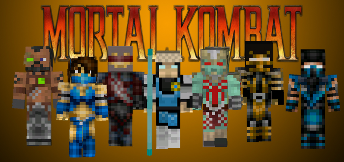 Mortal Kombat Mod | Minecraft PE Mods & Addons