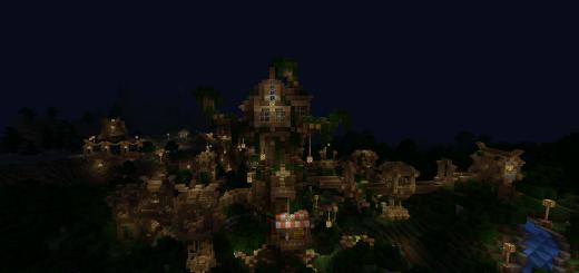 Treehouse Village [Creation]