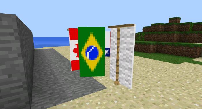 Banners Mod | Minecraft PE Mods & Addons