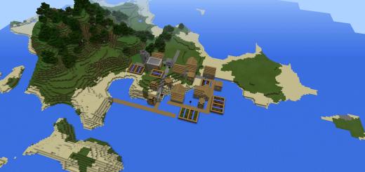 1418075276: Large Island Village