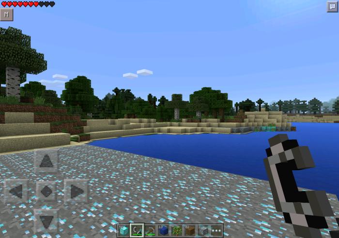 Minecraft Pe How To Make A Portal Heaven Dimension Showcase