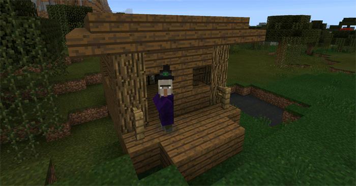 witch-hut