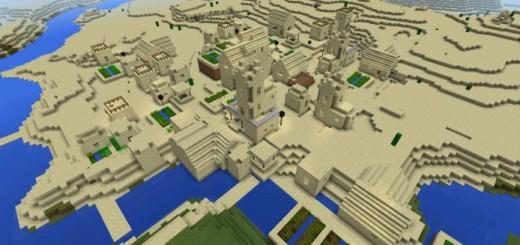 1405190109: Spawn in a Triple Village