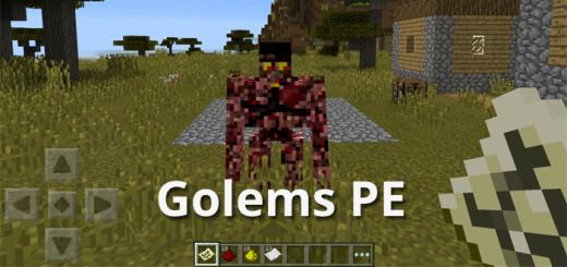 Golem World PE Mod (Android)