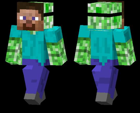 Mob Skins MCPE DL - Skins para minecraft pe zombie