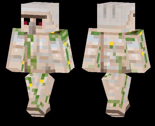 Mob Skins MCPE DL - Villager skin fur minecraft pe