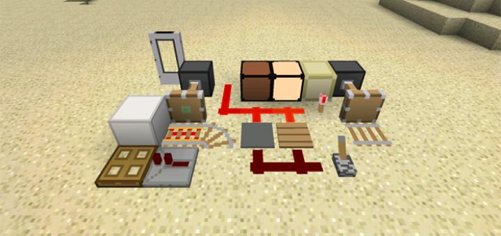 текстур пак для minecraft pe 0.11.1