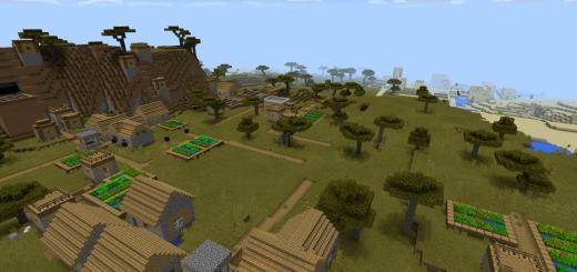 1431023779: Quadruple Village